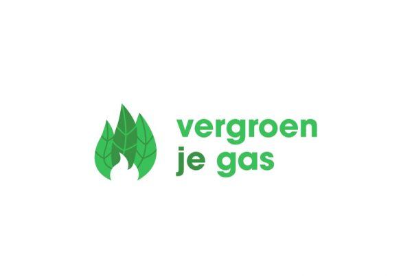 Vergroen je gas